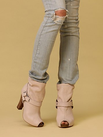 Quarzo Heeled Boot