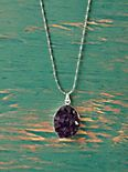 Amethyst & Quarry Layer Necklace