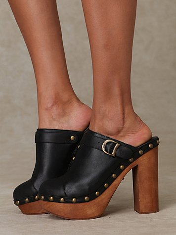 Jeffrey Campbell Charli Platform Clog from freepeople.com