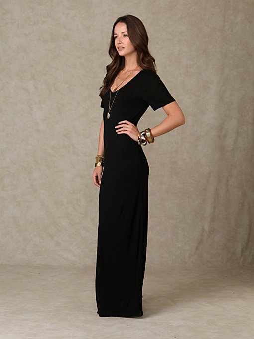 Always Easy Maxi Dress
