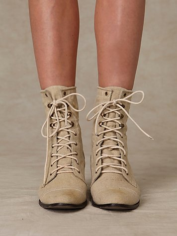 French Field Boot