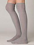 Romi Sheer Rib Tall Sock