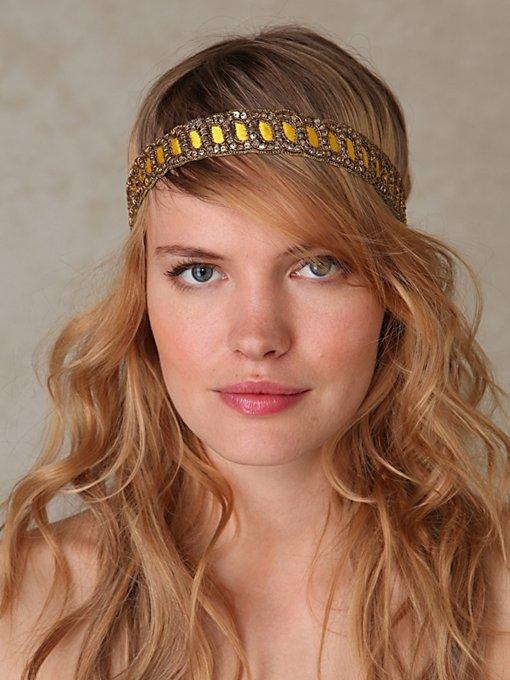 Infinity Sequins Headband