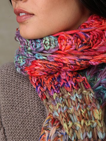 Fairytale Forest Scarf