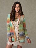 Colors of Sunset Cardigan