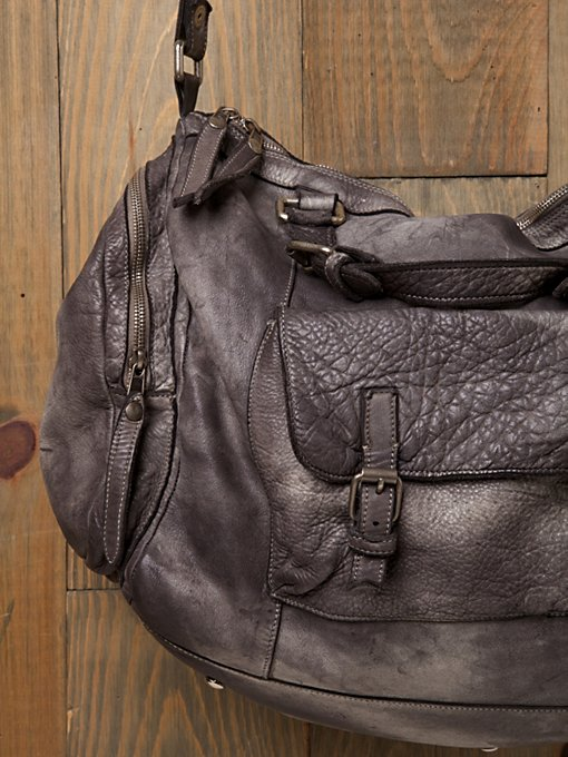 Moto Traveler Bag