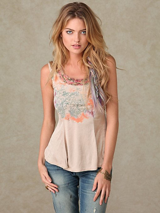 Confettied Collar Tunic