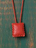 Medicine Pouch Necklace