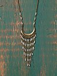 Egyptian Fringe Necklace