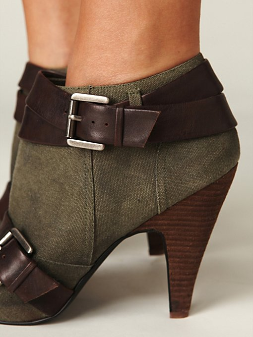 Legion Buckle Bootie