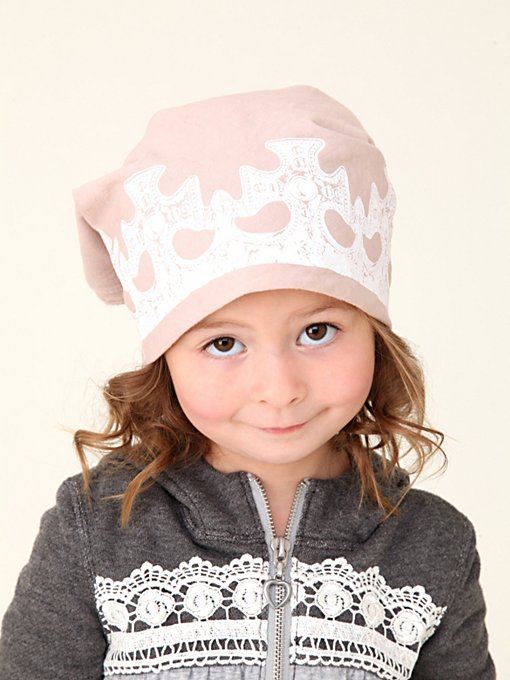 Wee People Princess Crown Bandana