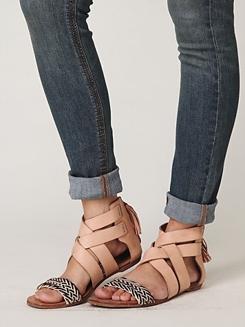 Eliza Braid Sandal