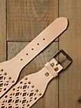 Lattice Waist Belt