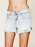 FP Denim Cut Off Shorts