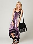 FP ONE Tie Dye Sunburst Maxi Dress