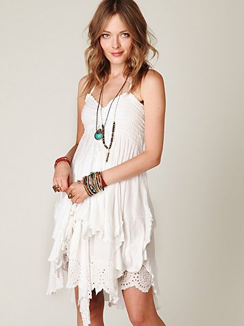 Free People FP ONE Smiles Returning Tube Dress