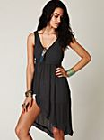 Sleeveless Hi Low Tunic