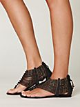 Molly Beaded Sandal
