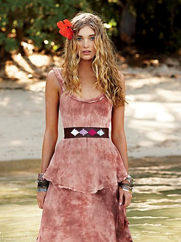 Hippie Trip Maxi Dress at Free People Clothing Boutique :  dresses maxi apparel