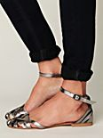 Lex Leather Sandal