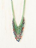 Aztek Seed Bead Necklace