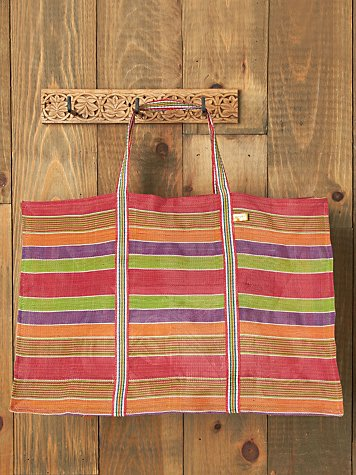 Captiva Beach Comber at Free People Clothing Boutique :  gypsy style weekenders bags acessories