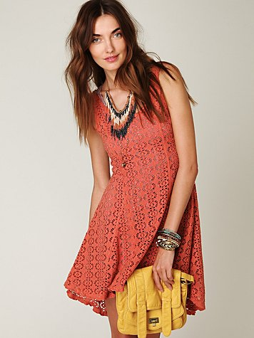 Spring Crush Dress