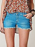 Mini Cutoff Shorts