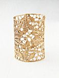 Maltese Cross Lace Cuff