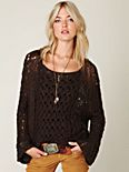 Open Stitches Pullover