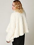 Simply Sherpa Coat
