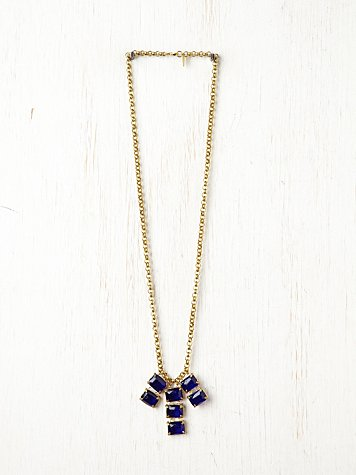 Tiered Jewel Necklace