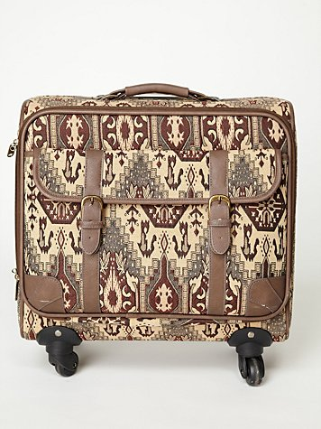 Sixties Roller Bag