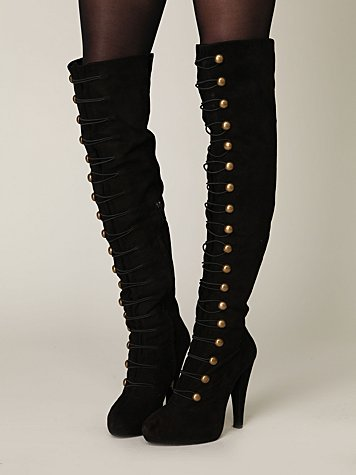 Jeffrey Campbell Battalion Boot