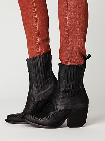 Jeffrey Campbell Hayden Stitch Boot