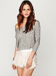 Pieced Lace Skort