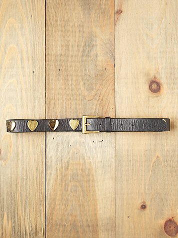 LoveStrength Queen of Hearts Belt