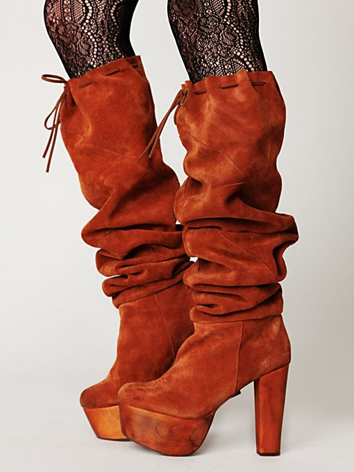 Jeffrey Campbell Skyler Tall Boot in over-knee-boots