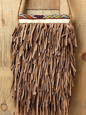 En Shallah Layers Fringe Satchel