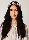 Mulberry Rose Crown
