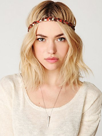 Free People Haven Rose Headband