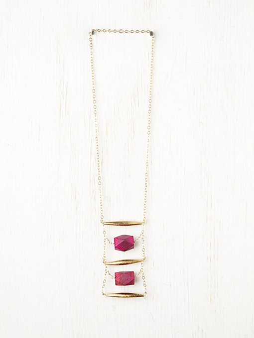 Mamba Ladder Necklace