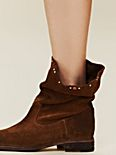 HTC Sienna Suede Boot