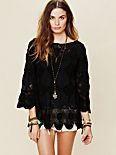 Diamond Crochet Tunic