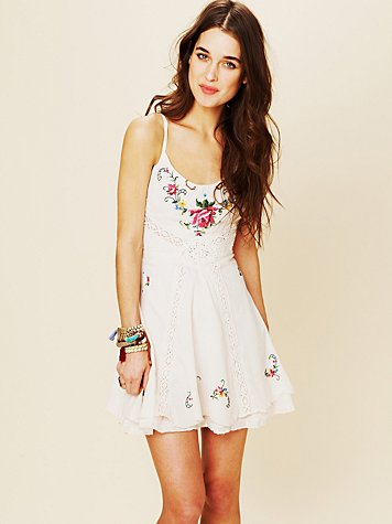 sundress, cotton, free people, summer, women