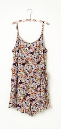 Printed Romper in intimates-all-intimates