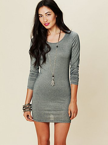 FP Beach Easy Shine Dress