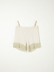 Pointelle Bike Short in intimates-all-intimates