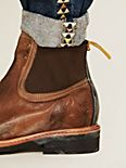 Interchange Work Chelsea Boot
