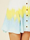 Lemon Drop Circle Skirt
